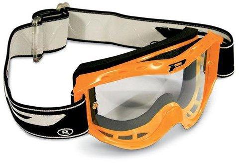 Progrip New Youth Anti-Fog Goggles (Orange)