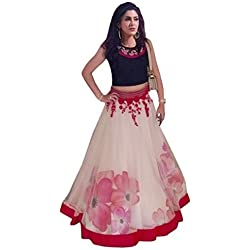white and pink lehanga for girls and women indo western lehenga choli for women partywear lehenga choli for functon lehenga choli for festival leehnga choli for ceremony