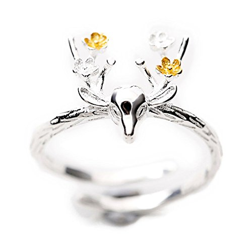 cdet-open-ring-women-cute-deer-head-size-adjustable-ring-lady-jewelry-accessories-love-gift