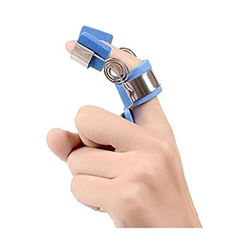LL-Finger Jiont Trainer Splint Spasm Orthese Funktion Fraction Recovery Flexion Extension Rehabilitation Schlaganfall , l -