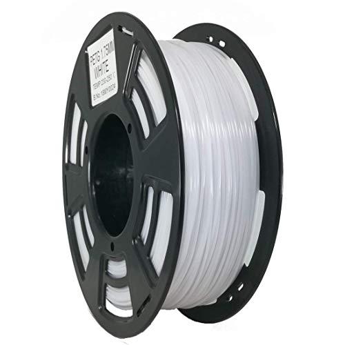 stronghero3d Desktop FDM 3d impresora filamento petg blancas 1.75mm