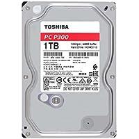 TOSHIBA P300 Interne Festplatte 1 TB – 3,5 Zoll (8,9 cm) – SATA Festplatte intern (HDD) – 7200 rpm (U/min) – 6 Gb/s – für Gaming-Computer, Desktop-PCs, Workstations etc.