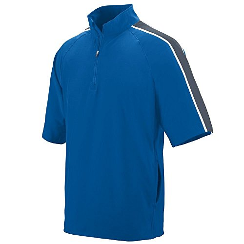Augusta -  Felpa  - Uomo Multicolore - Royal/Graphite/White