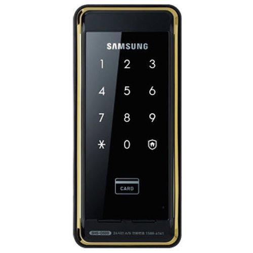 SAMSUNG Smart Lock Digital EZON SHS D500 schlüsselloses Touch type-Schlüsselanhänger/Schlüsselschilder mit 2 Stück Schlüsselanhänger Touchpad