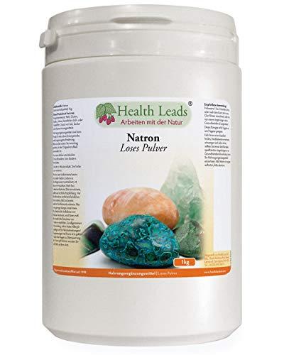 Natron (Loses Pulver) 1 kg | Optionen für mehrere Größen