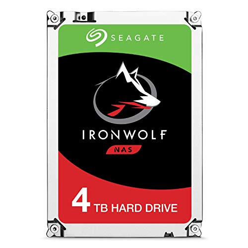 Seagate IronWolf, Disco duro interno 4 TB