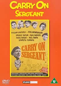 Carry On Sergeant [DVD] [1958]