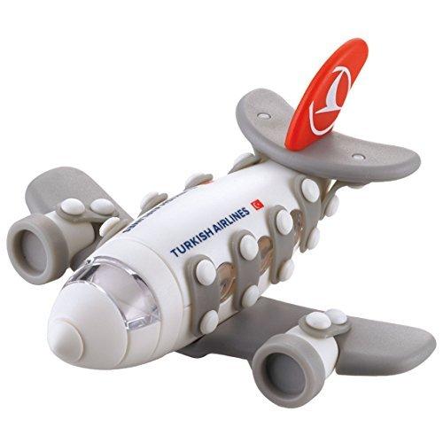 Mic-o-mic 3189381 - Bausatz Kleiner Düsenjet Turkish Airlines