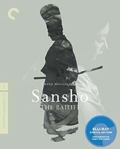 Criterion Collection: Sansho the Bailiff [Blu-ray] [Import anglais]