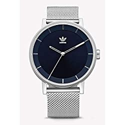 1cb9e548f552b Adidas Reloj Analógico para Hombre de Cuarzo con Correa en Acero Inoxidable  Z04-2928-