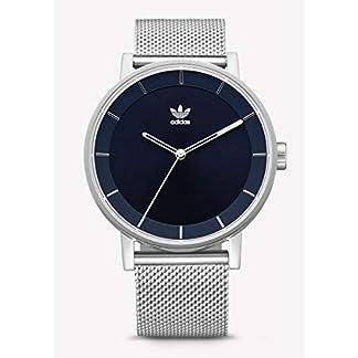 Adidas Reloj Analógico para Hombre de Cuarzo con Correa en Acero Inoxidable Z04-2928-00