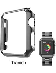 Apple Watch Hülle,Taotree Gute Qualität Überzug Schutzhülle Tasche Case Für Apple Watch / Watch Sport / Watch Edition 2015 Release 42MM