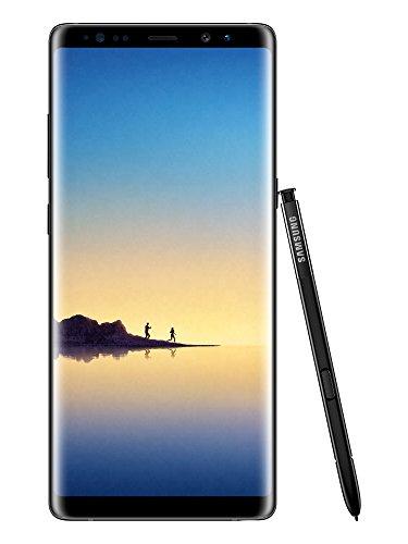 Samsung N950 Galaxy Note 8 4G 64GB Midnight Black EU (Samsung Note 4g Tablet)