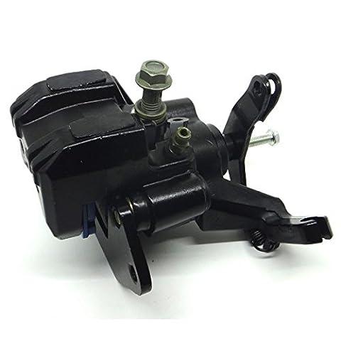 Yihao For Yamaha Rear Brake Caliper Assembly Wolverine 350 Banshee Raptor Yfz 350 Yfm 2005 Yamaha Blaster 200 Yfs200 Zz5496