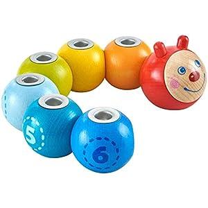 HABA 303288 juguete de construcción - Juguetes de construcción (Stacking blocks, Multicolor, Boy/Girl, Children, 220 mm)