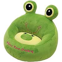YJchairs Faules Sofa - Ergonomie Mehrzweck Niedlicher Cartoon Single Kinder Mini Tiersitz Stuhl für Kindertier (Farbe : Green) preisvergleich bei kinderzimmerdekopreise.eu