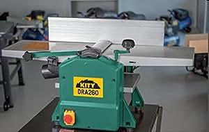 Scheppach Kity - Dégauchisseuse-raboteuse l:254mm - DRA260 (ou Hms 1070)