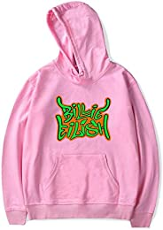 SIMYJOY Pullover Hoodie Cotton Long Sleeve Fashion Hooded Sweatshirt
