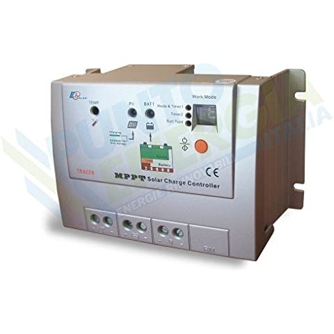 Regolatore Di Carica MPPT 20A 12/24V 150Voc EP Solar Tracer