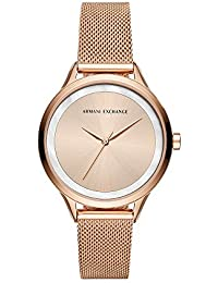 Armani Exchange Analog Multi-Colour Dial Women's Watch - AX5602