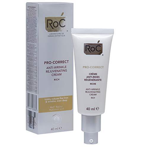 Roc Pro-Correct Crème Anti Rides Régénérant Riche 40 ml
