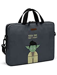 DailyObjects You Are The One I Want City Compact Messenger Bag For Up To Laptop MacBook
