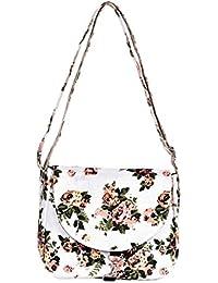 Crafts My Dream Women's Sling Bag Multi colour (CMD2904)