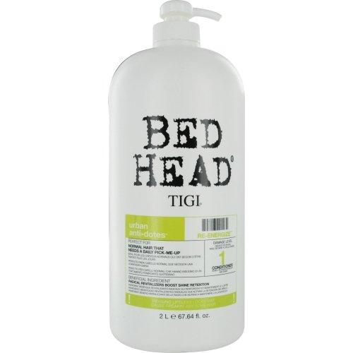 Tigi Bed Head Urban Antidotes - Soin Du Cheveu - Re-energize Conditioner - Après Shampooing 2000ml