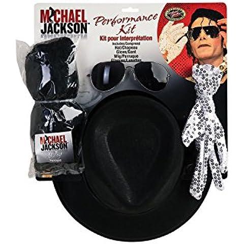 Michael Jackson - Kit de accesorios (Rubie's 5340)