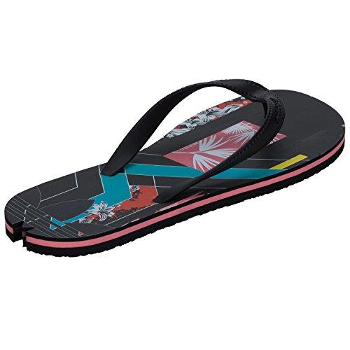 adidas - Adisun W, Scarpe sportive Donna Nero / Blu / Rosso (Negbas / Negbas / Rosmel)