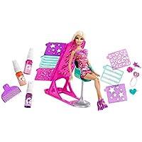Barbie Hairtastic! Colour & Design Salon Doll