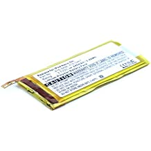subtel® Batería premium para Apple iPod nano 5 Gen. A1320 (240mAh) 616-0406 bateria de repuesto, pila reemplazo, sustitución