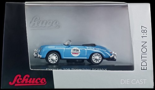 Preisvergleich Produktbild Schuco Porsche 356 Speester Sonax