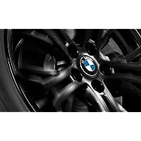 Original BMW Nabenabdeckung Nabendeckel Mittellochdeckel feststehend freistehend (1 Stk.)