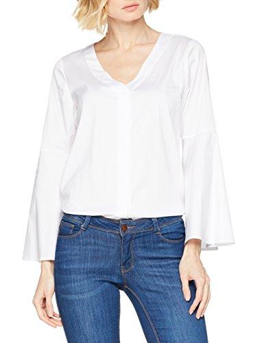 Seidensticker Fashion-Bluse, Blouse Femme Blanc