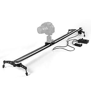 Commlite ComStar caméra motorisée électronique piste vidéo glisseur stabilisation vidéo pour Film cinéma et Time Lapse