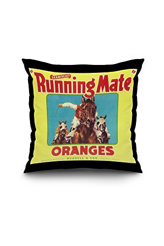 running-mate-orange-label-20x20-spun-polyester-pillow-case-black-border