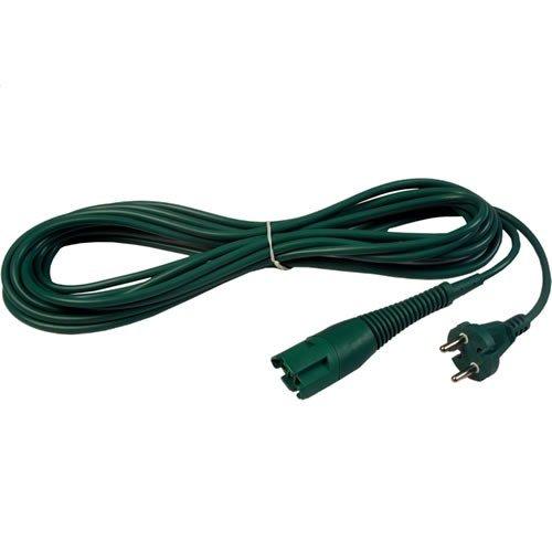 eVendix Kabel, Stromkabel, Anschlusskabel passend für Vorwerk Kobold 130, 131-10 Meter