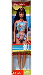 Teresa Rio De Janeiro Barbie Doll