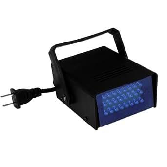 Moonar ® Mini Projecteur Lampe Disco Pour Scène DJ avec 24 LED