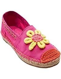 next Niñas Alpargatas Bordadas Zapatillas Zapatos