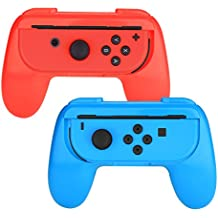 Nintendo switch Steering Wheel, Myriann Joncon Steering Wheel para Switch Controlador (Juego de 2)