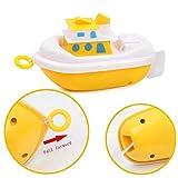 Bluester Bath Toys, Baby Bathing Toys Kids Bath Play Water Pool Tub Animals Toy (Random Color Boat)