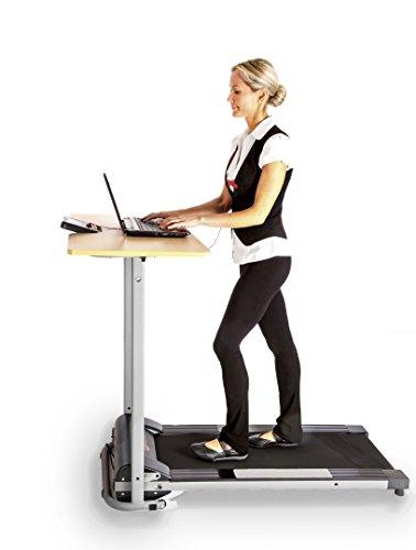 Office Fitness deskwalker Schreibtisch Walker | Laufband desk| Laufband Workstation | Office Walking Schreibtisch, damen, beech