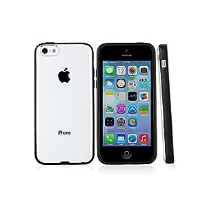 iPhone 5c Custodia, TeckNet® iPhone 5C Case Soft Air Bumper Cover con assorbimento degli urti funzione per Apple iPhone 5C
