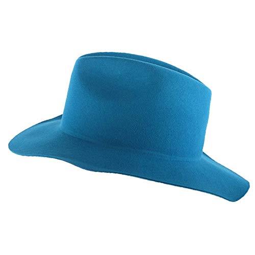 Bailey Chapeau Femme Bleu impérial Inglis Mixte