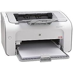 HP LaserJet Pro P1102 Pack - Impresora láser color blanco + ...