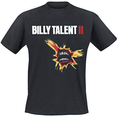 Billy Talent Billy Talent II T-Shirt nero XXL