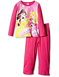Disney Princess - Ensemble De Pyjama - Manches Longues - Fille