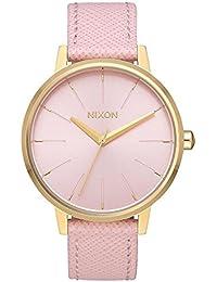 Nixon Reloj Analogico para Mujer de Cuarzo con Correa en Cuero A108-2813-00